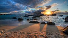Beach Sunrise Pictures 28974