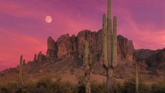 Beautiful Arizona Sunset 30134