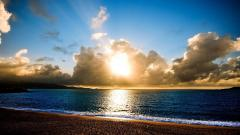 Beautiful Beach Sunrise 28964