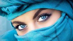 Beautiful Blue Eyes Wallpaper 28557