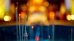 Beautiful Chinese Incense Wallpaper 40546