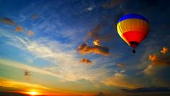 Beautiful Hot Air Balloon Wallpaper 19611