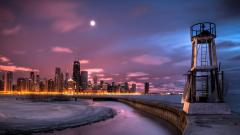 Beautiful Skyline Wallpaper 29344