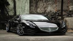 Black Car 32684