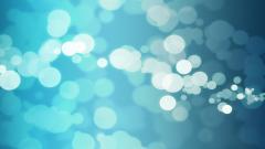 Blue Abstract Bokeh 27567