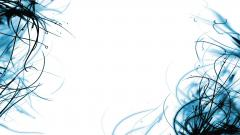 Blue and White Wallpaper 8905