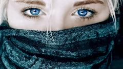 Blue Eyes Wallpaper 28556