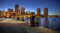 Boston Wallpaper 8587