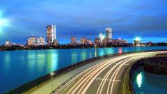 Boston Wallpaper 8588
