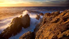 California Sunset 30168
