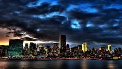 Chicago Sunset 12351