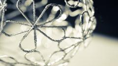 Christmas Ball Close Up Wallpaper 44079