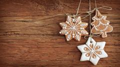 Christmas Cookies Wallpaper 40515