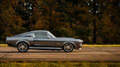 Classic Mustang Wallpaper HD 32872
