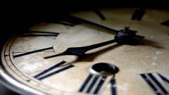 Clock 25454