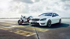 Cool c63 AMG Wallpaper 32897