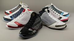 Cool Jordan Shoes Wallpaper 30677
