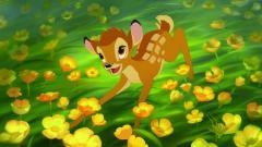 Cute Bambi Wallpaper 16821