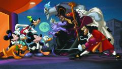 Disney Villains Wallpaper 33402