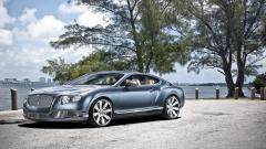 Fantastic Bentley Continental Wallpaper 44041
