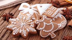Fantastic Christmas Cookies Wallpaper 40514