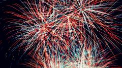 Fireworks 3D Wallpaper 19008