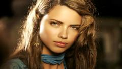 Free Adriana Lima Wallpaper 19822
