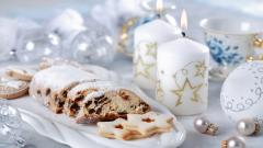 Free Christmas Cookies Background 40519