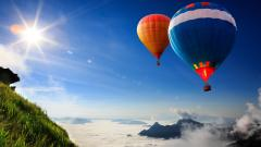 Free Hot Air Balloon Wallpaper 19610