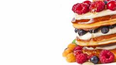 Free Pancakes Wallpaper 40417