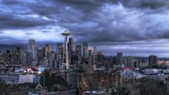 Free Seattle Wallpaper 20857
