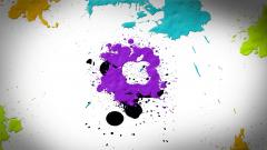 Free Splatter Wallpaper 32884
