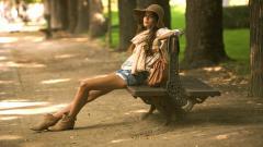 Girl Fashion Background 40147