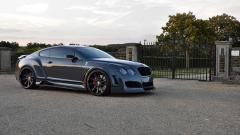 Gorgeous Bentley Continental Wallpaper 44042