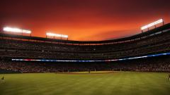 HD Baseball Field Wallpaper 24425