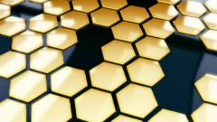Honeycomb Wallpaper 25827