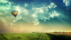 Hot Air Balloon Wallpaper 19604