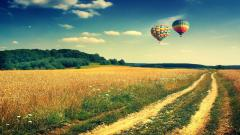 Hot Air Balloon Wallpaper 19606