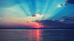 Lovely Beach Sunrise 28972