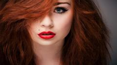 Lovely Redhead Wallpaper 20614