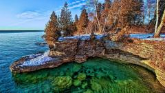 Michigan Lake Wallpaper 21275