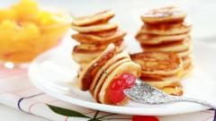 Mini Pancakes Wallpaper 40420