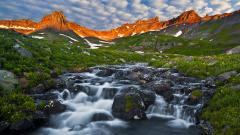 Mountain Stream Wallpaper 33673
