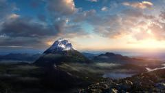 Mountain Top Wallpaper 27120