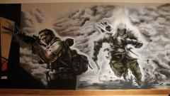 Mural Wallpaper 4297