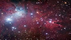 Nebula Wallpaper HD 8409