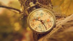 Old Clock 25459