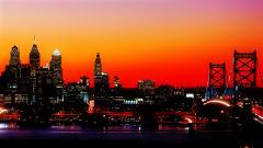 Philadelphia Skyline 17975