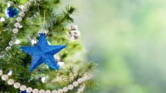 Pretty Christmas Tree Wallpaper 41337