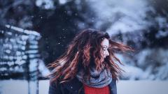 Pretty Winter Mood Mood Wallpaper 44070